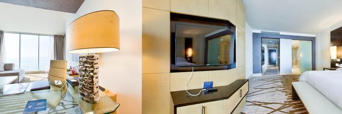 Panorama of the Executive at the Hilton Panama