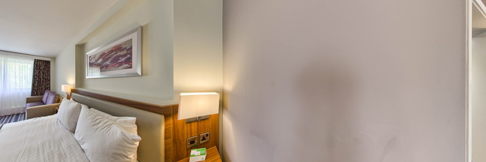 Panorama of the Executive Room at the Holiday Inn Norwich