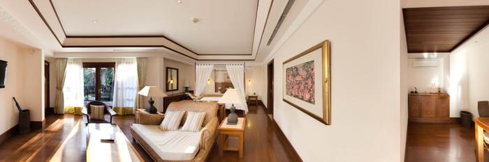 Panorama of the Garden Villa at the Patra Jasa Bali Resort & Villas