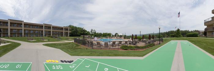 Panorama at the Holiday Inn Resort Lake George