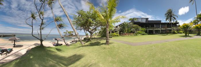 Panorama at The Warwick Fiji