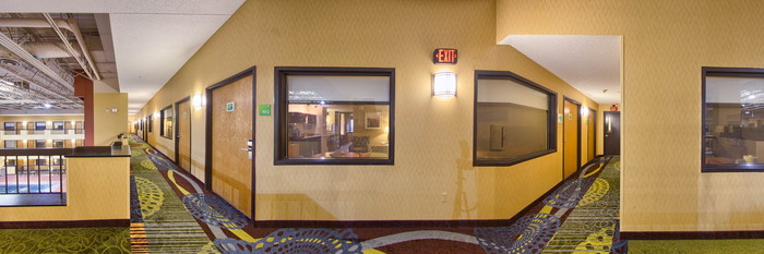 Panorama at the Holiday Inn & Suites Duluth Downtown