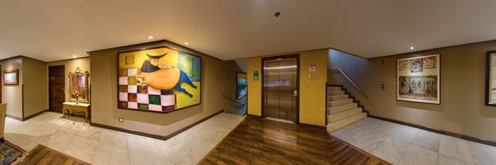 Panorama at the Studio Hotel