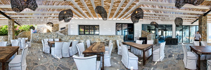 Panorama at the Royal Myconian Resort & Thalasso Spa Center