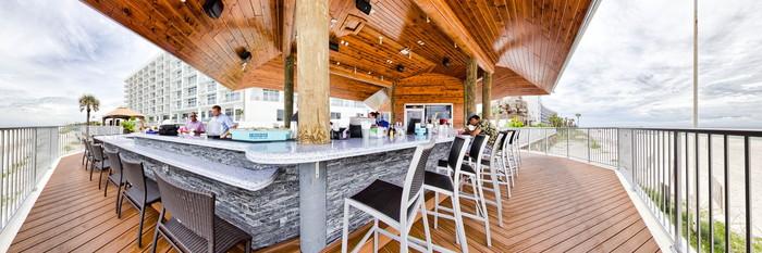 Panorama at the Holiday Inn Express & Suites Panama City Beach-Beachfront