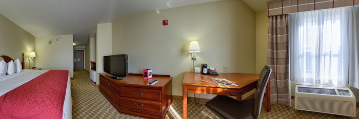 Panorama of the King Accessible at the Country Inn & Suites By Carlson, Orlando