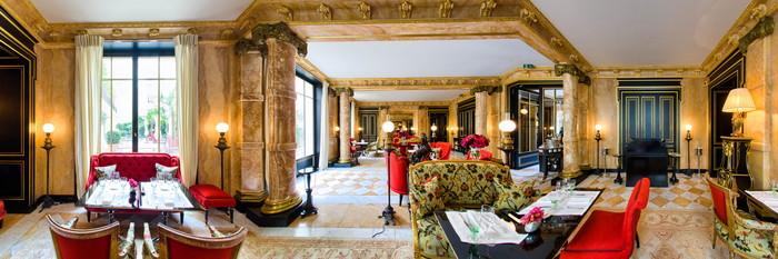 Panorama at La Reserve Paris - Hotel and Spa