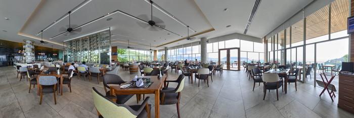 Panorama at the Wyndham Grand Phuket Kalim Bay