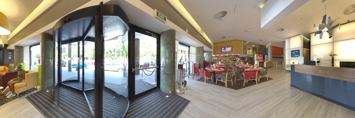 Panorama at the Park Inn by Radisson Cape Town Foreshore