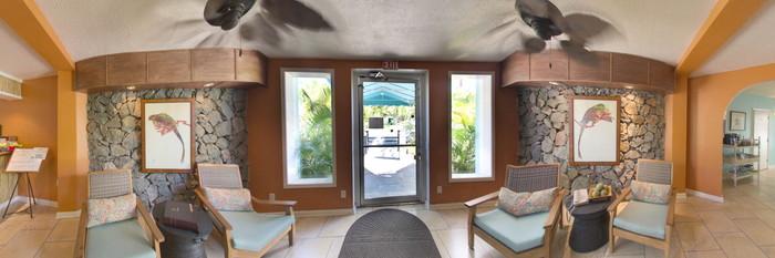 Panorama at the Secret Harbour Beach Resort