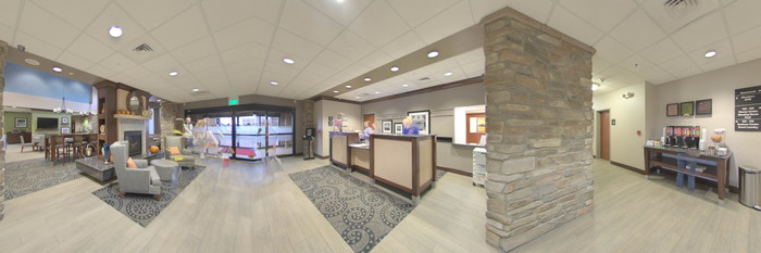 Panorama at the Hampton Inn & Suites Air Force Academy
