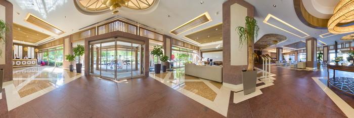 Panorama at the Xanadu Resort Hotel