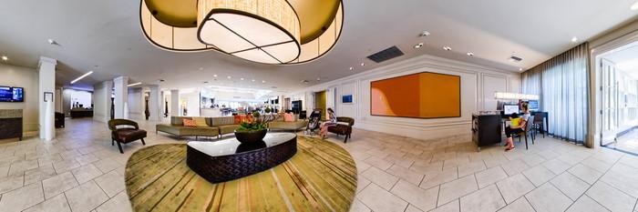 Panorama at the Hilton Irvine/Orange County Airport