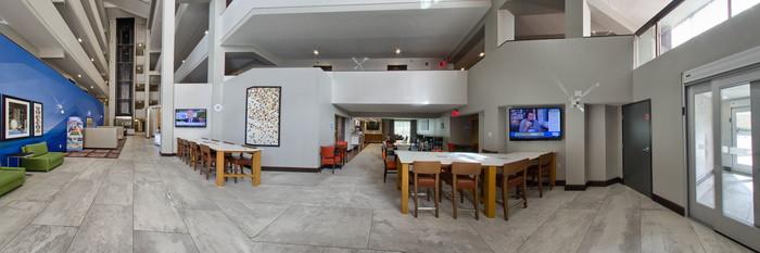 Panorama at the Holiday Inn Express & Suites San Antonio Medical Center North