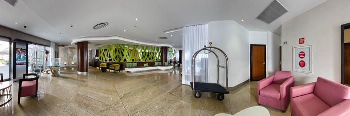 Panorama at the Hotel Indigo Veracruz-Boca del Rio