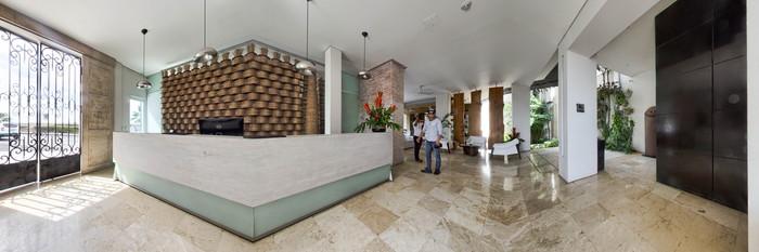 Panorama at the Bovedas de Santa Clara Hotel Boutique