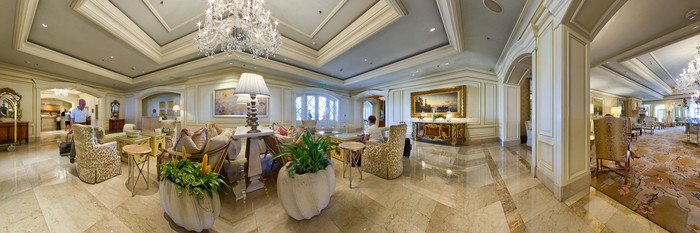 Panorama at the Eau Palm Beach Resort & Spa