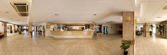 Panorama at the Hotel Stella & Spa