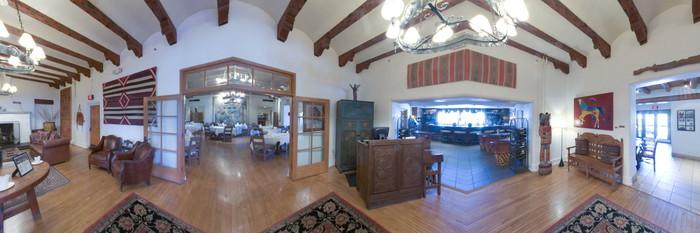 Panorama at the Bishop's Lodge Ranch Resort & Spa