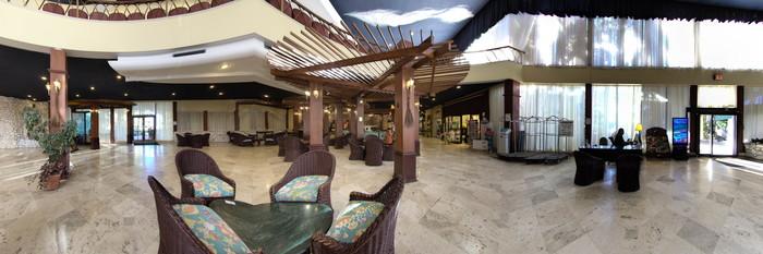 Panorama at the Thunderbird Beach Resort Hotel Miami