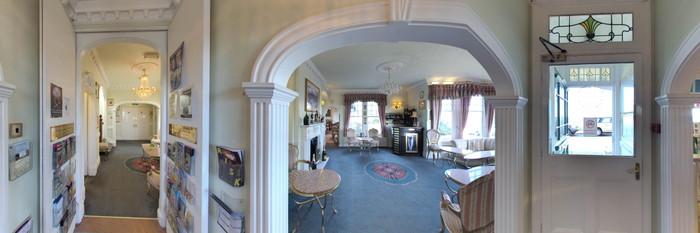 Panorama at the Rye Lodge Hotel