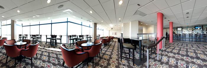 Panorama at the Holiday Inn Burbank