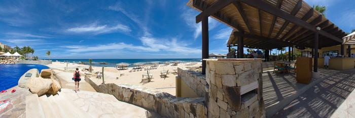 Panorama at the Grand Fiesta Americana Los Cabos All Inclusive Golf & Spa