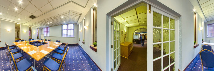 Panorama at the Quality Hotel Coventry