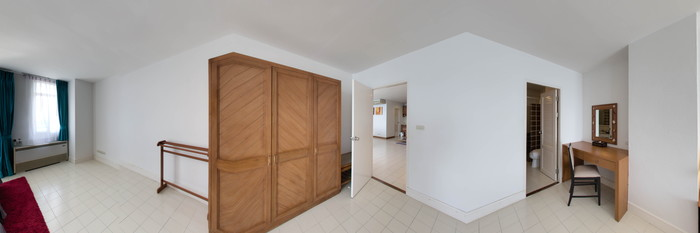 Panorama of the One Bedroom Suite at the Waterfront Suites Phuket by Centara