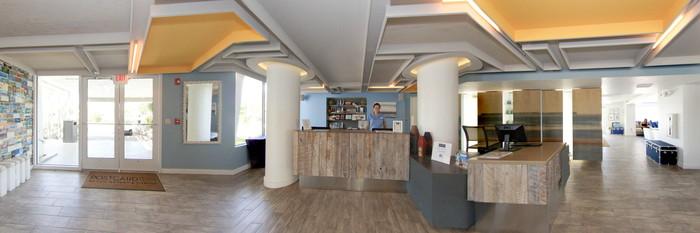 Panorama at the Postcard Inn Beach Resort & Marina