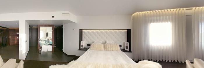 Panorama of the Premium Junior Suite at the Hotel Riverton
