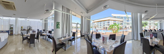 Panorama at the Eix Alzinar Mar Suites - Adults Only