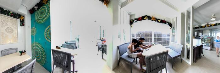 Panorama at the Arwana Hotel & Restaurant