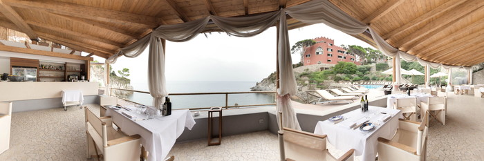 Panorama at the Mezzatorre Resort and Spa