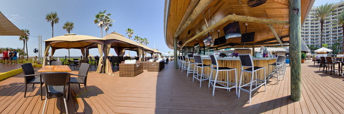 Panorama at the Holiday Inn Resort Panama City Beach