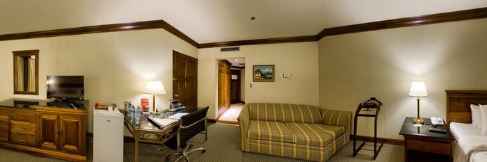 Panorama of the Standard King at the Wyndham San Jose Herradura Hotel & Convention Center