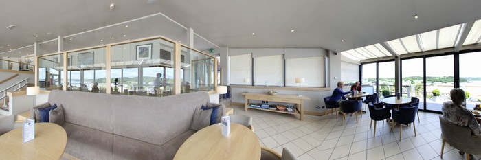 Panorama at the St Brides Spa Hotel