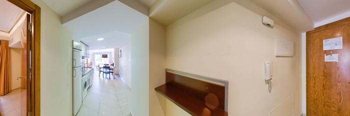 Panorama of the Three Bedroom Apartment at the Marina Rey Apartamentos