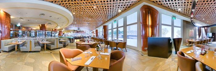 Panorama at The Fullerton Hotel Singapore