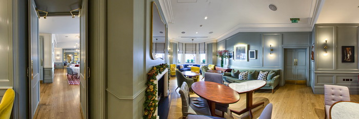 Panorama at The Kensington Hotel