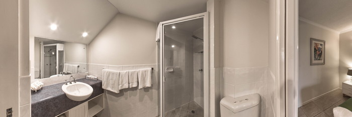 Panorama of the Two Bedroom Holiday Apartment at the Freestyle Resort Port Douglas
