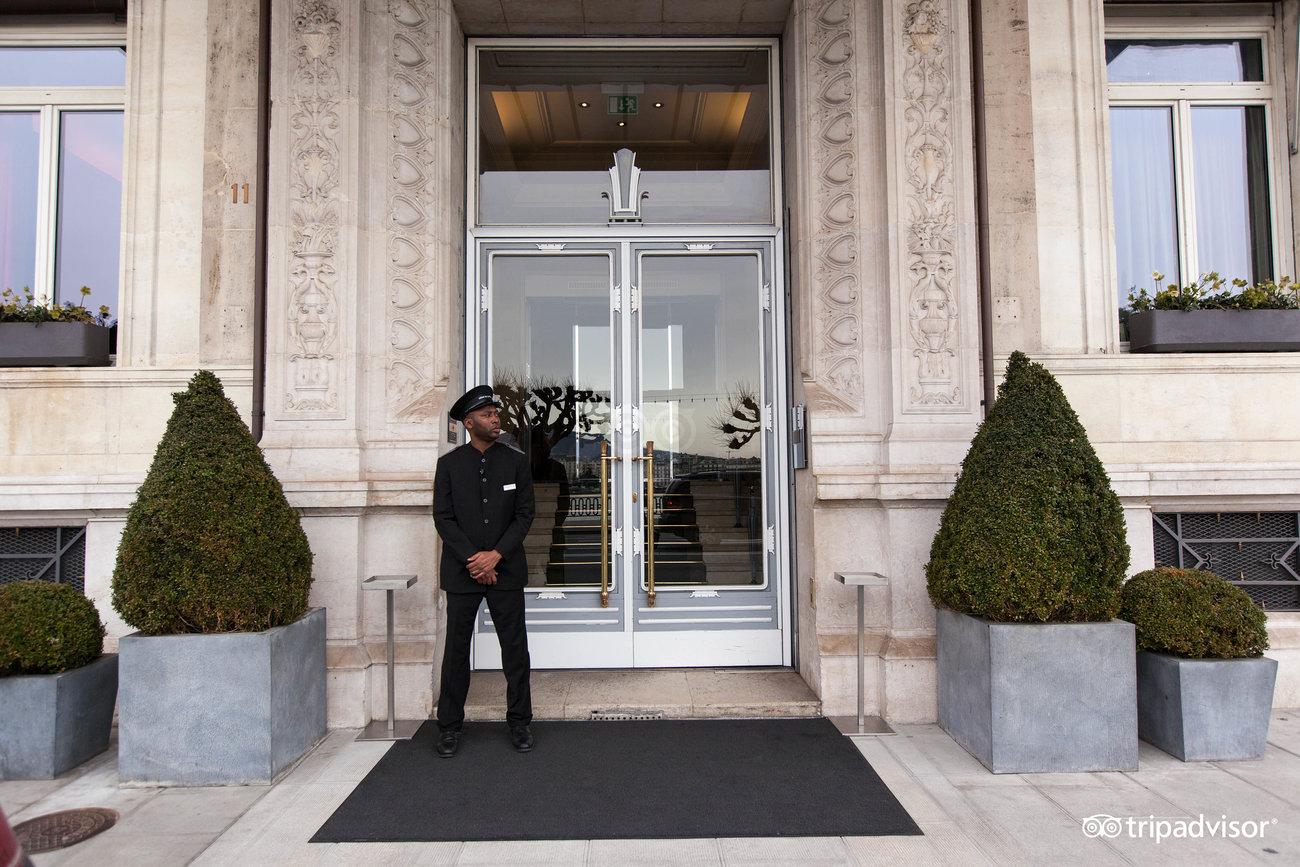 THE RITZ-CARLTON HOTEL DE LA PAIX, GENEVA.: Bewertungen, Fotos ...
