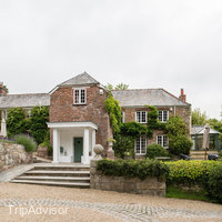 Boscundle Manor Hotel Restaurant and Spa