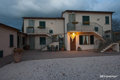 Hotel la Fonte del Cerro Saturnia