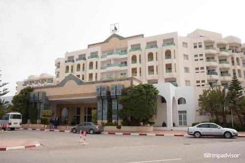 哈瑪麥德阿布納沃斯飯店