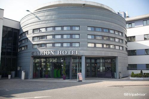 Clarion Hotel Liffey Valley