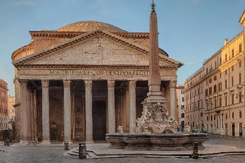 Navona / Pantheon / Campo de' Fiori