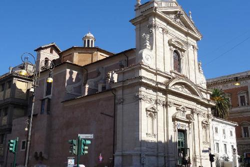 Ludovisi / Via Veneto