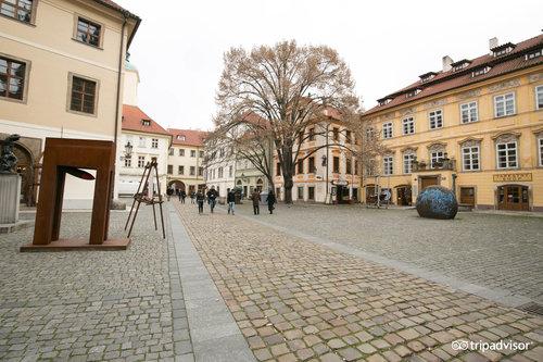 Staré Město (Ciudad Vieja)
