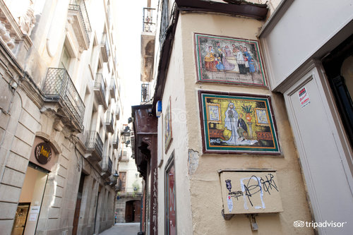 Quartier gothique (en catalan : Barri Gòtic)